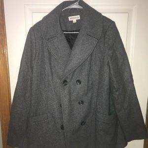 Merona wool pea coat
